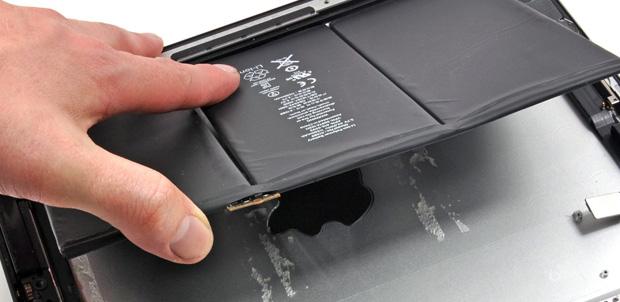 ¿Cuánto cuesta cargar la batería del iPad?