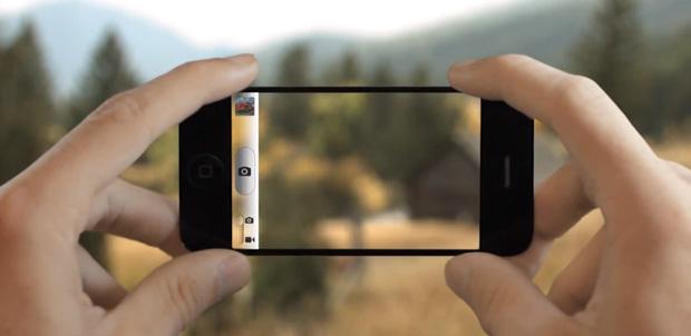 Concepto de iPhone 5 en video