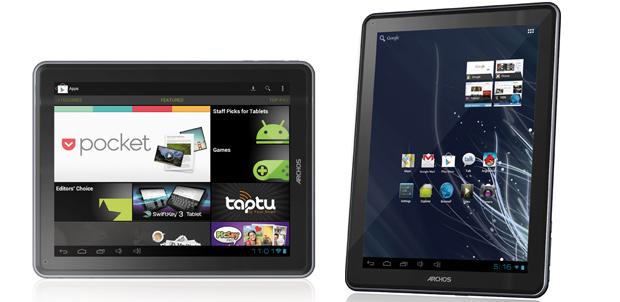 La nueva tablet Archos 97 carbon