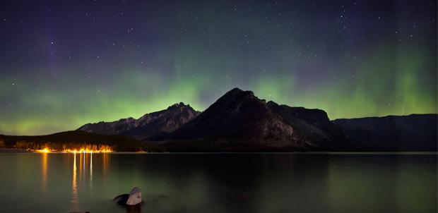 La Aurora Boreal logran emitir un sonido