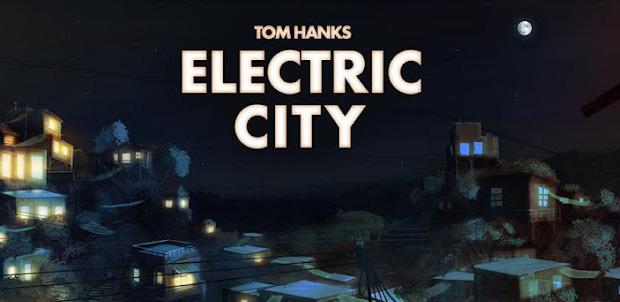 Electric City de Tom Hanks en iOS