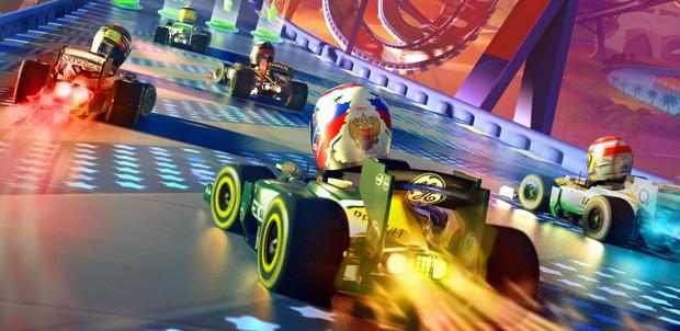 F1 RACE STARS llegará en noviembre