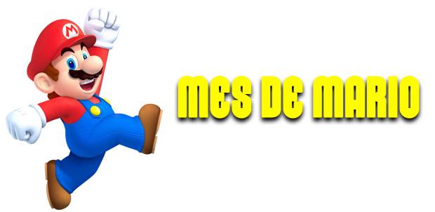 Nintendo anuncia el Mes de Mario