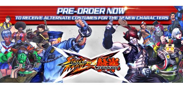 Más invitados en Street Fighter X Tekken