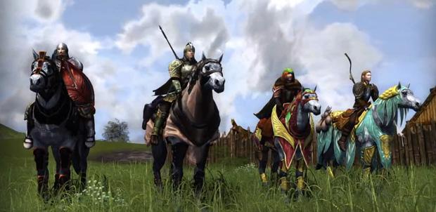 Riders of Rohan: batallas épicas en corceles