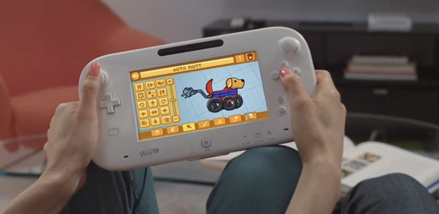Scribblenauts Unlimited para Wii U