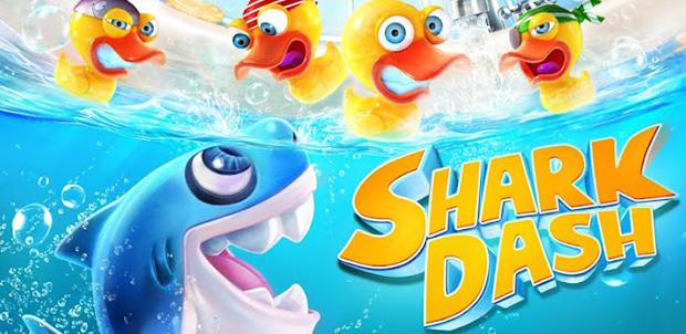 Shark Dash protege al Tiburon blanco