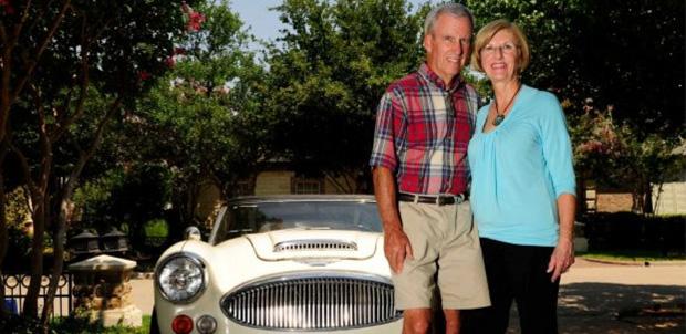 eBay ayuda a recuperar automóvil
