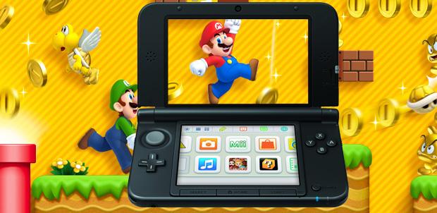 Nintendo 3DS XL con buenas ventas
