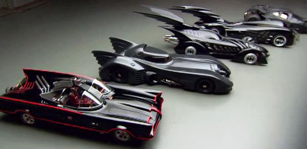 Muy pronto el documental The Batmobile