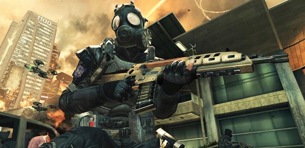 Video multiplayer de CoD: Black Ops II