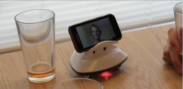 Botiful, telepresencia con un Android