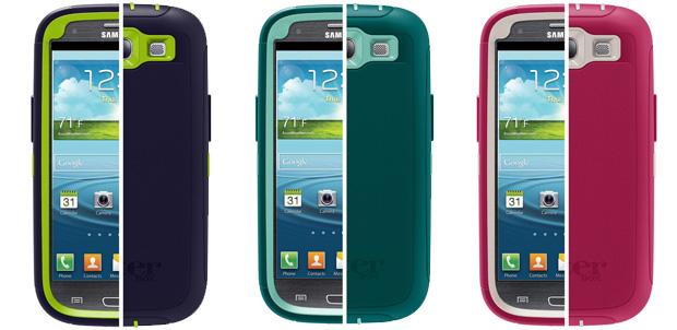 La mejor protección para un Galaxy S III