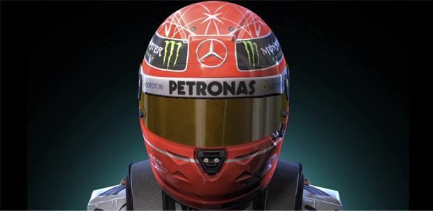 Así luce Champions Mode para F1 2012