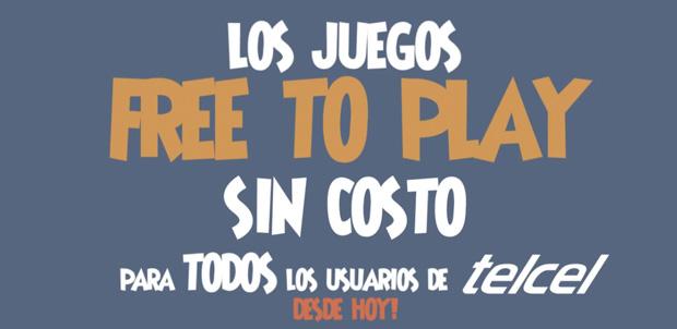 Descarga gratis juegos desde tu Telcel