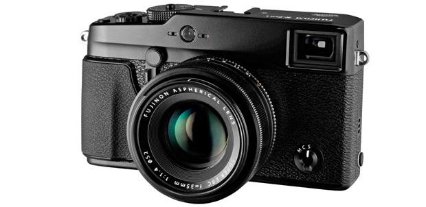 FujiFilm X-Pro1 la mejor en Europa