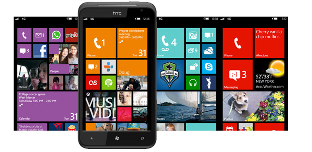 HTC se prepara para Windows Phone 8
