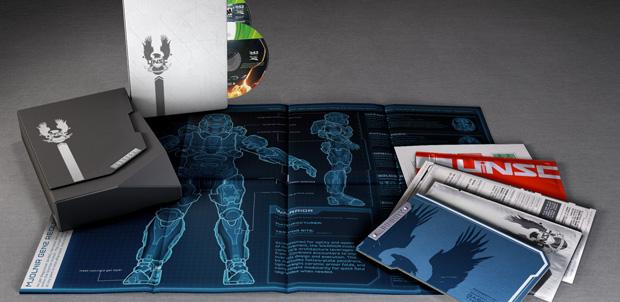 Contenido de Halo 4 Edición Limitada