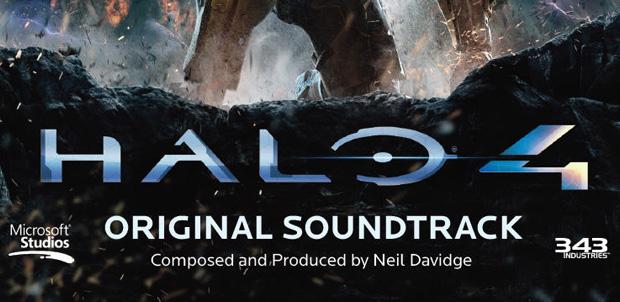 Soundtrack de Halo 4 ya en preventa