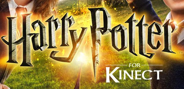 Imágenes de Harry Potter para Kinect