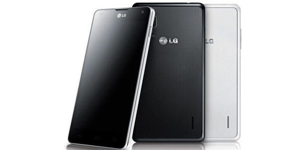LG Optimus G con 13 Mpixeles