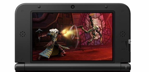 Lords of Shadow para 3DS en 2013