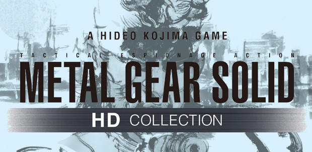 Metal Gear Solid HD Collection es digital