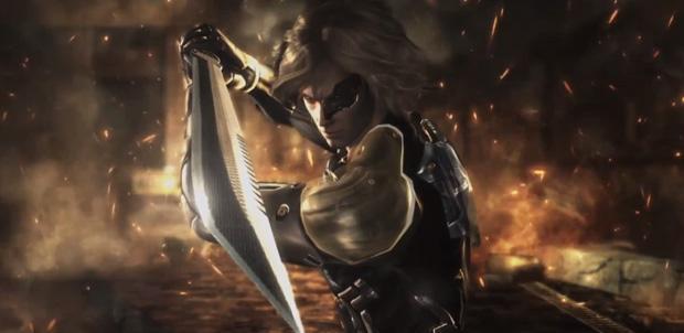 Trailer de Metal Gear Solid: Revengeance
