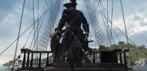 Trailer para Gamescom de Assassin's Creed 3