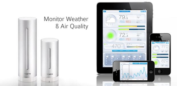 Netatmo, el clima de tu casa en iPhone