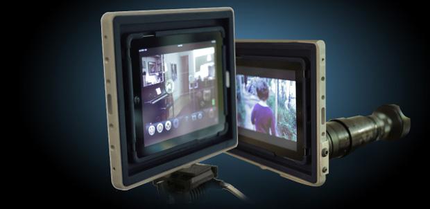 Padcaster, el estudio profesional de iPad