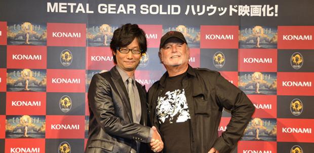 Metal Gear Solid tendrá película