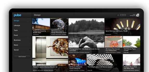 Pulse se disfruta mejor con IE y HTML5