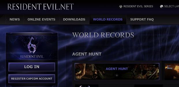 ResidentEvil.Net todo el contenido del juego