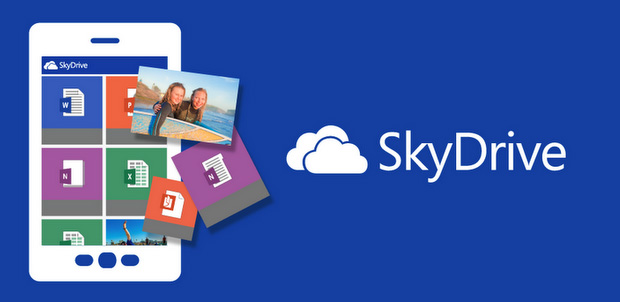 SkyDrive ya disponible en Google Play