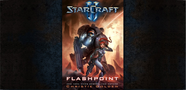 StarCraft II: Flash Forward en noviembre