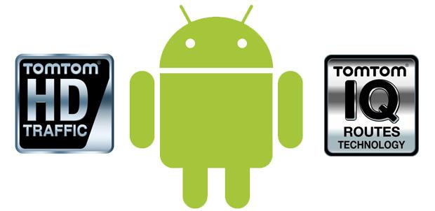 TomTom para Android en octubre