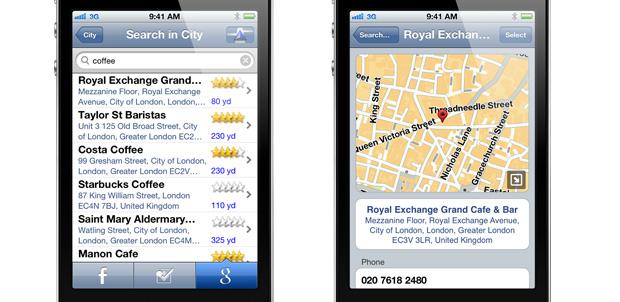 TomTom-iPhone