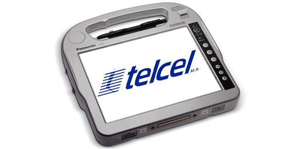 Toughbook ahora con Telcel 3G
