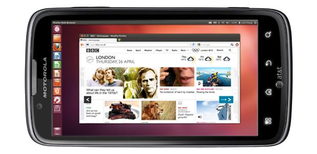 Ubuntu para Android presentado en FISL