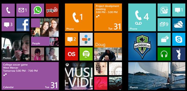 Nokia Windows Phone 8 en Nokia World