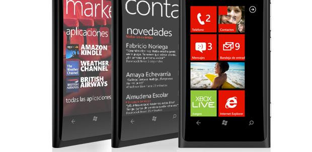 Windows Phone alcanzaría a BlackBerry