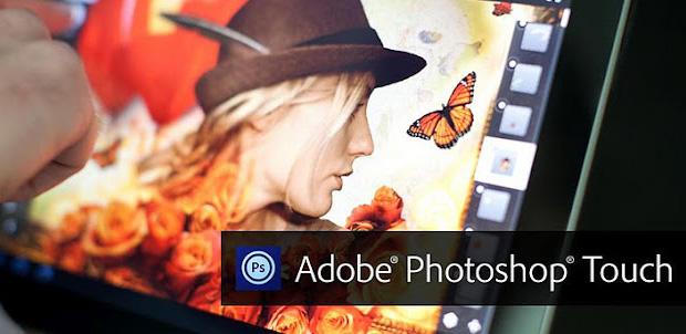 Adobe lanza mejoras en Photoshop Touch