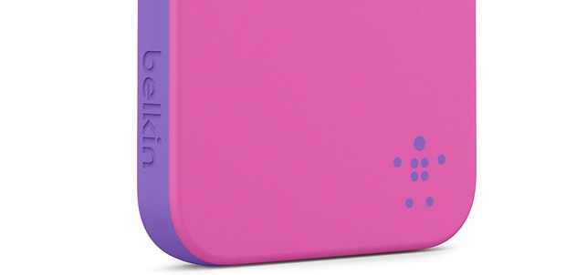 Protección y estilo para iPhone 5 de Belkin