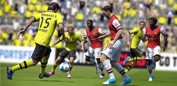 FIFA 13 y sus características de juego