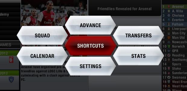 Transferencias en Modo Carrera de FIFA 13