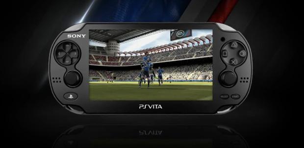 Bundle de PS Vita con FIFA 13 en México