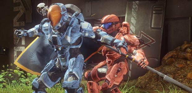 Así es el Capture the Flag en Halo 4
