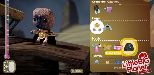 LittleBigPlanet ya disponible en PS Vita