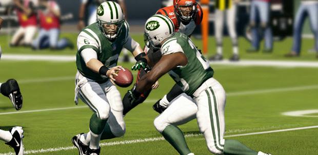 Cuatro cualidades de Madden NFL 13